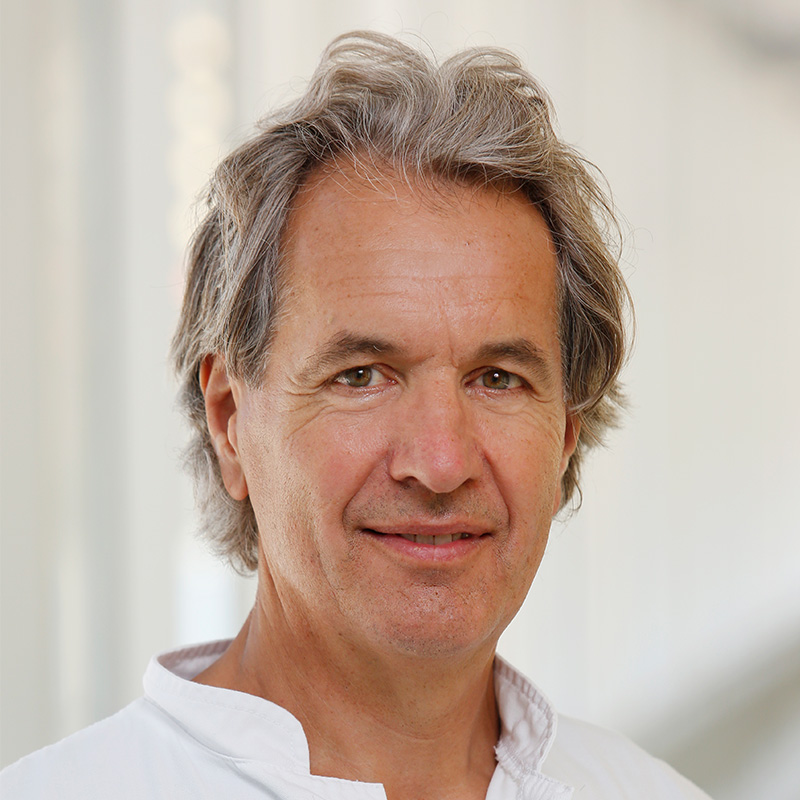 Frans Scholten is radioloog in Tergooi en Revalidatiecentrum De Trappenberg