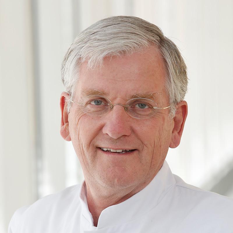 Peter Huisman is radioloog in Tergooi