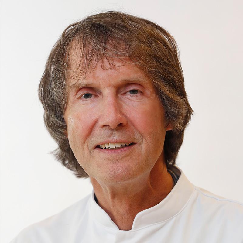 Herbert Stel is patholoog in Tergooi.