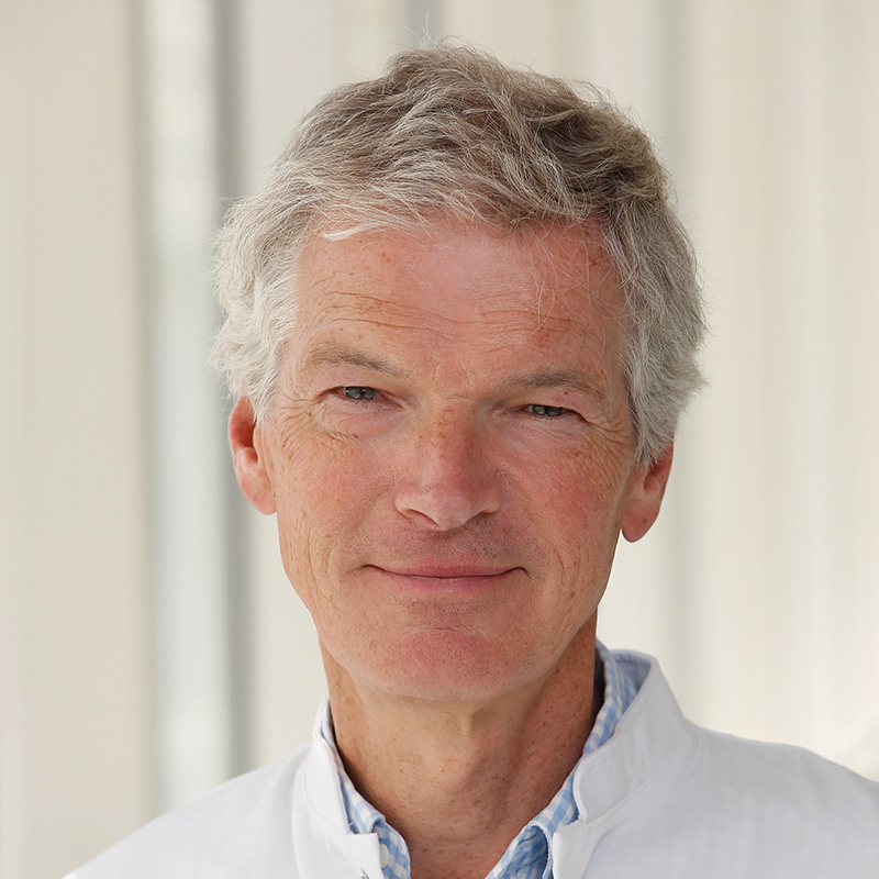 Jeroen de Sonnaville is internist-endocrinoloog in Tergooi