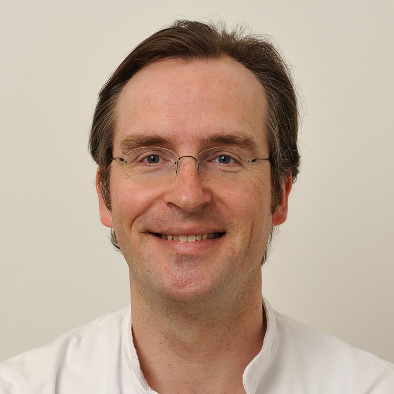 Stephan Frerichs is interventieradioloog in Tergooi