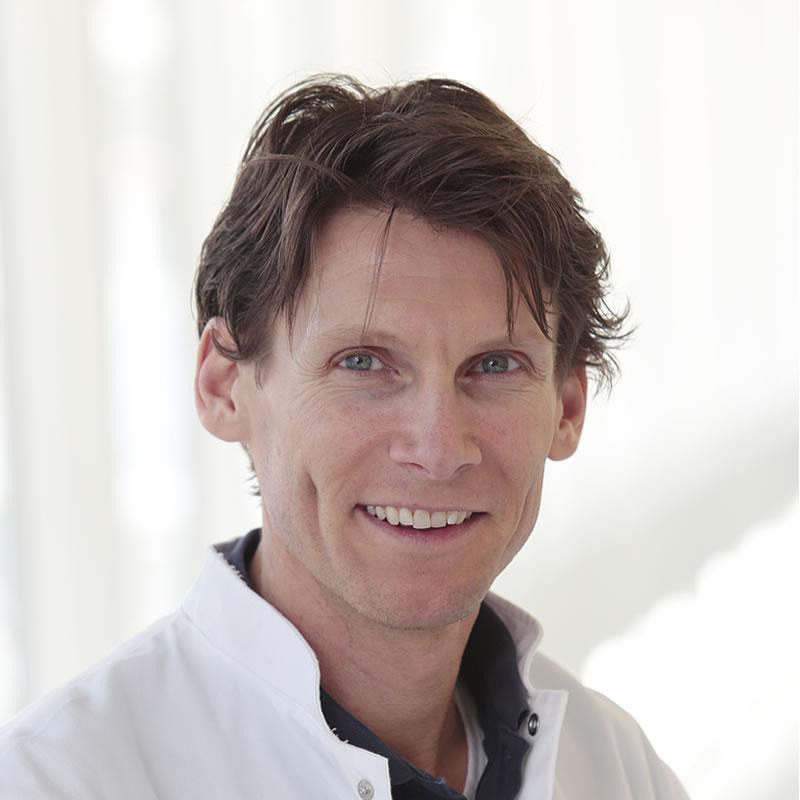 Evert-Jan Hollander is vaatchirurg in Tergooi