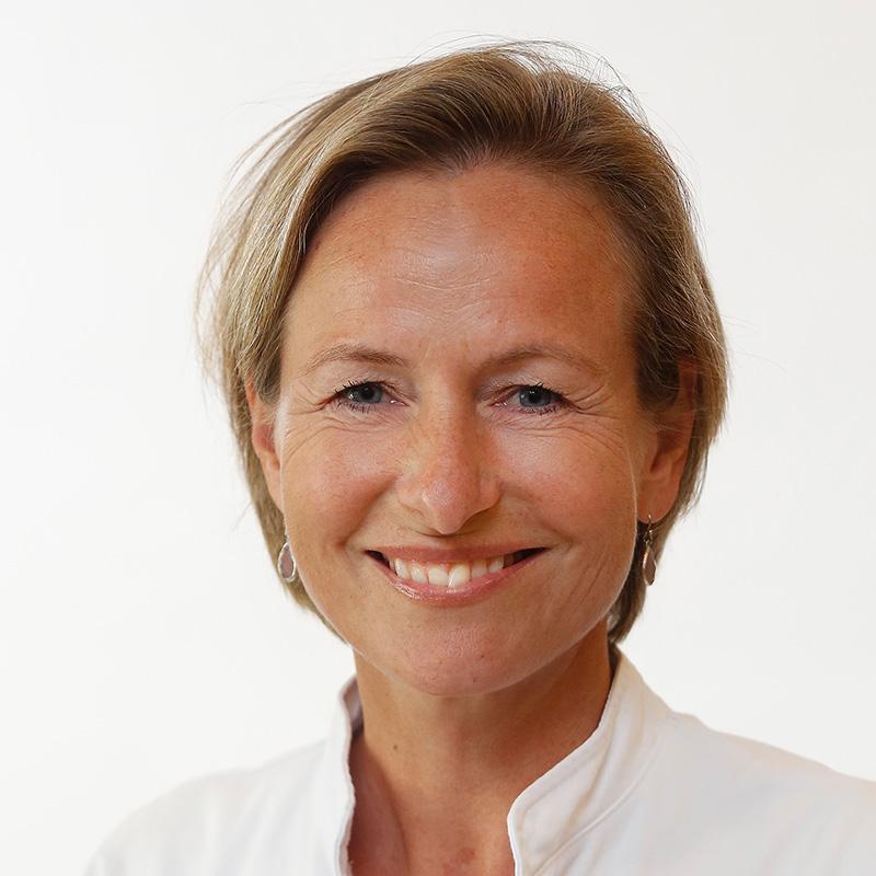 Babette Braams-Lisman is gynaecoloog in Tergooi.