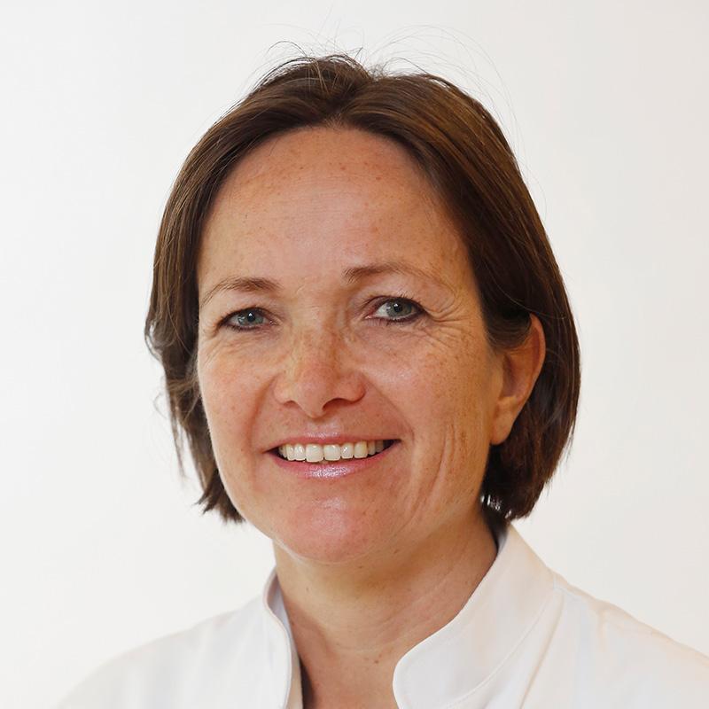 Fleur Rosier-van Dunne is gynaecoloog in Tergooi.